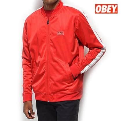 Obey Borstal Track Jacket