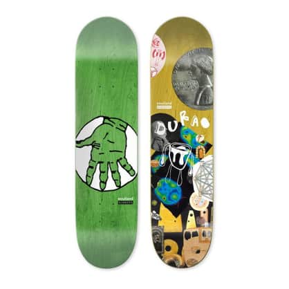 """Numbers Edition 7 Durao """"Soulland"""" Deck- 8.3"""