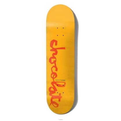 Chocolate Skateboards OG Chunk Justin Eldridge Skateboard Deck - 8.25