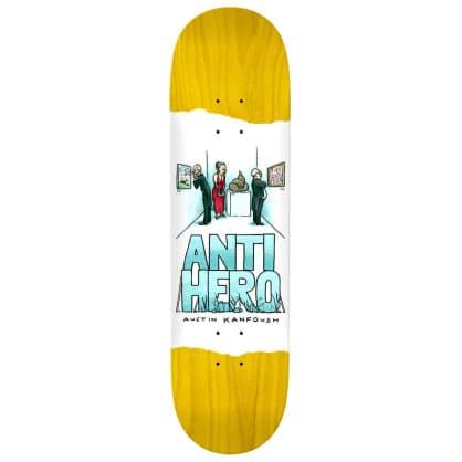 "Antihero Skateboards - Austin Kanfoush Expressions Deck 8.4"" wide"