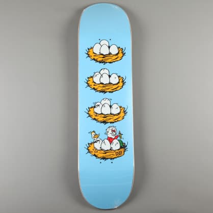 "PassPort 'What U Thought - Eggs' 8.125"" Deck"