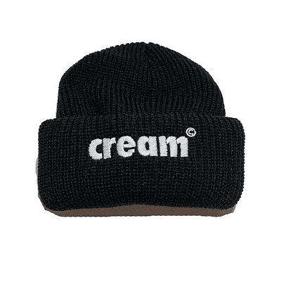 Cream By Eighty - OG Logo Ski Mask