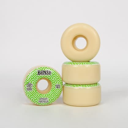 Bones - 53mm (99a) STF V2 Locks Patterns Skateboard Wheels