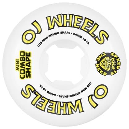OJS WHEELS TEAM LINE MINI COMBO 101A 54mm