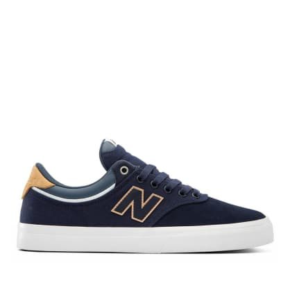 New Balance Numeric 255 Skate Shoes - Natural Indigo