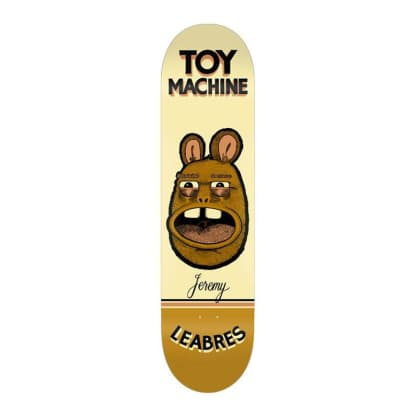 "Toy Machine Leabres Pen & Ink 8.25"" Deck"