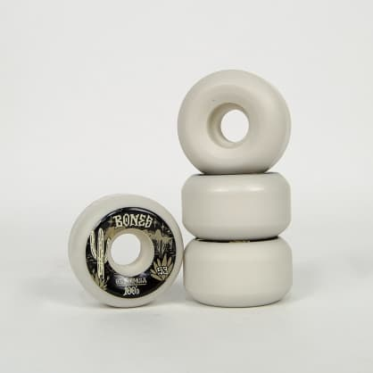 Bones - 53mm 100's V5 Sidecut Desert West Skateboard Wheels