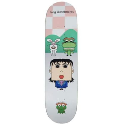 Frog Deck Scream Your Dream 8.6""