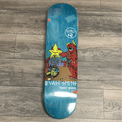 Scumco and Sons Evan Smith Pagan Piñata Party Deck