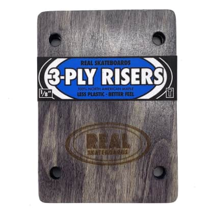 "Real Thunder 1/8"" 3-Ply Riser Pads"