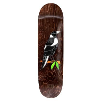 Pass~Port Stainglass Series Callum Paul Maggie Skateboard Deck - 8.5