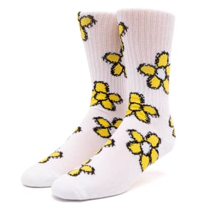 Huf Pushing Daisies Socks