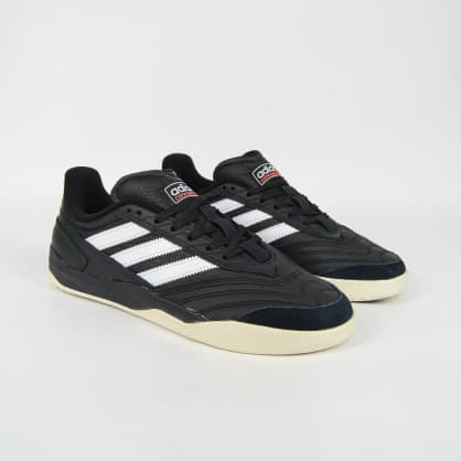 Adidas Skateboarding - Copa Nationale Shoes - Core Black / Footwear White / Cloud White