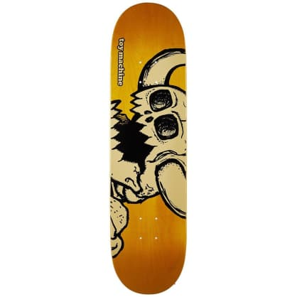 "Toy Machine Dead Monster Deck 8.0"" (Assorted Stains)"