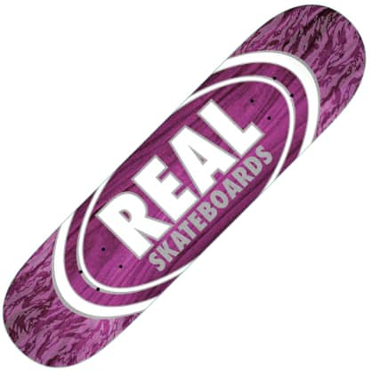 """Real Oval Patterns Team series deck (8.06"""")"""