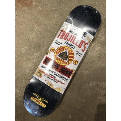 Anti Hero Trujillo General Mercantile deck