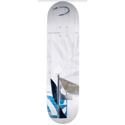 "Isle Skateboards - 8.5"" Casper Brooker Sculpture Series Skateboard Deck"
