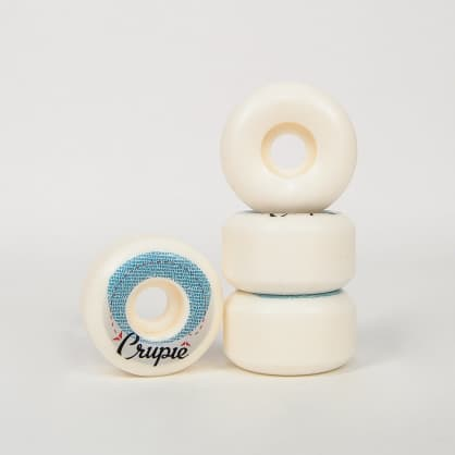 Crupie Wheels - 52mm (101a) Wide Worldwide Skateboard Wheels
