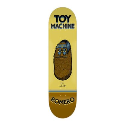 "Toy Machine Romero Pen & Ink 8.38"" Deck"