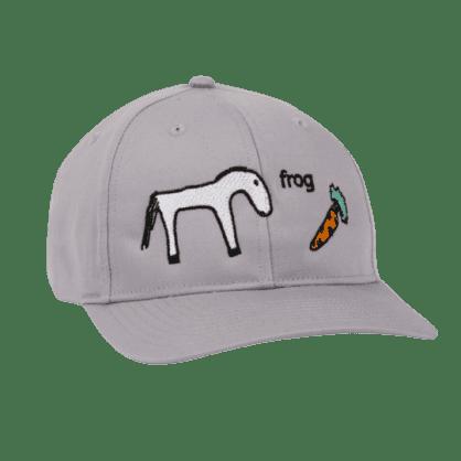 Frog Skateboards Horse Hat - Silver
