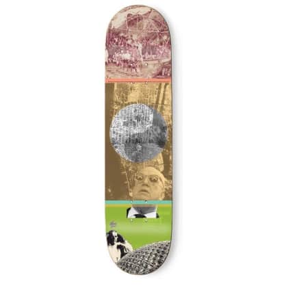 THE KILLING FLOOR BUCKY DECK 8.0""