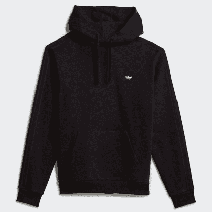Adidas - Heavyweight Shmoofoil Hoodie - Black / White