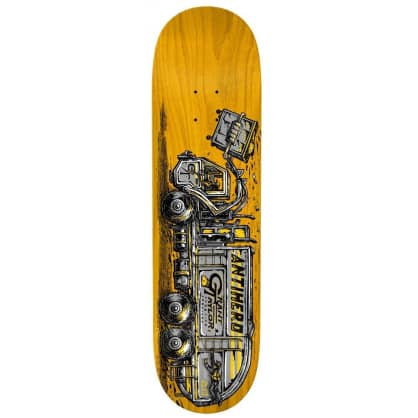 "Anti Hero ""Grant Taylor Curbside Service"" (white) Skateboard Deck 8.75"""