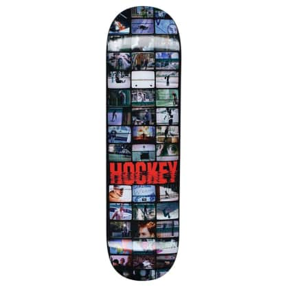"Hockey Skateboards - Screens Deck 8.25"" Wide"