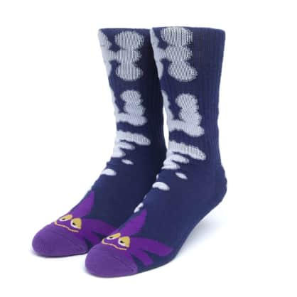 HUF - HUF N Puff Buddy Socks | Purple