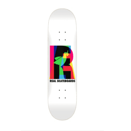"Real - Eclipsing White Deck (8.25"")"