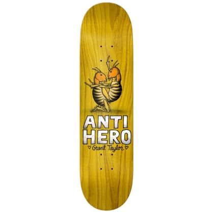 "Antihero Skateboards - Grant Taylor For Lovers Only 2 Deck 8.4"" wide"