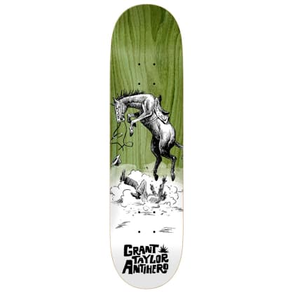 Anti Hero Taylor West Wasnt Deck 8.5""