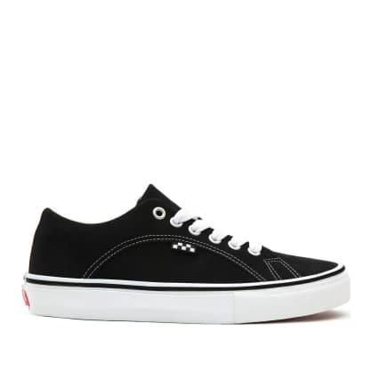 Vans Skate Lampin Shoes - Black / White