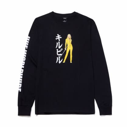 HUF x Kill Bill Black Mamba T-Shirt - Black