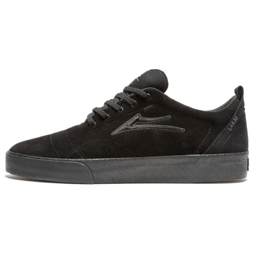 Lakai Bristol Shoes - Black/Black
