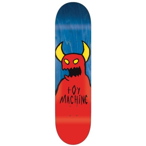 """Toy Machine - 9.0"""" Sketchy Monster Deck"""