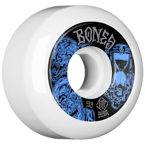 Bones - Time Beasts Easy Streets V5 99a STF Wheels 53mm