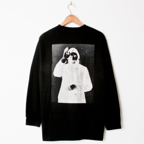 Theories Rasputin Longsleeve Black/White (Back Print)