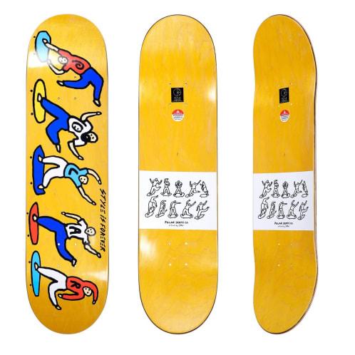 """Polar Style Is Forever Skateboard Deck - 8.125"""""""