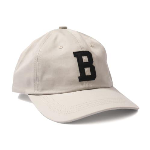 Bronze 56K Leather B Hat - Stone