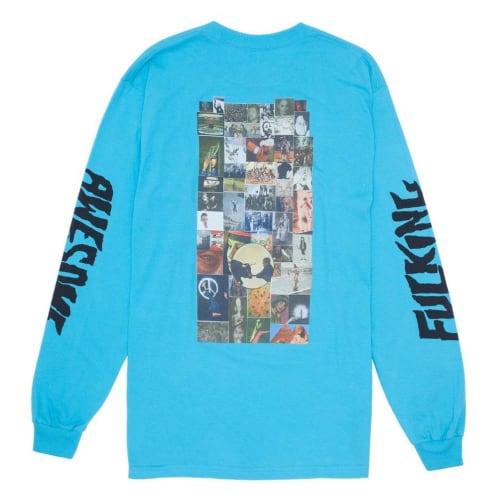 Fucking Awesome - Collage Long Sleeve T-Shirt