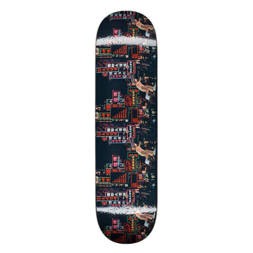 Fucking Awesome Neon Nights Deck - 8.25""