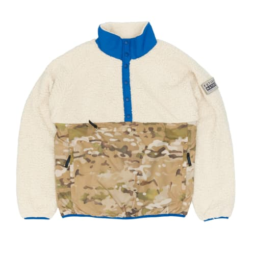 Element x Griffin Mountain Reversible Sherpa - Brown