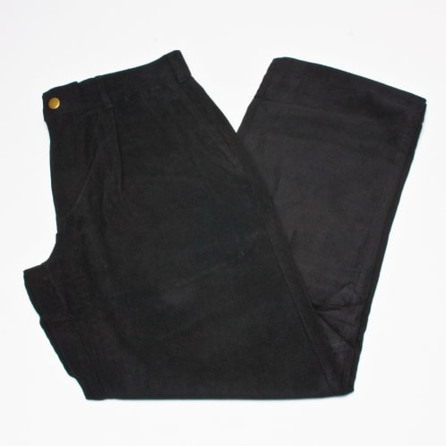 Yardsale Corduroy Slacks Navy