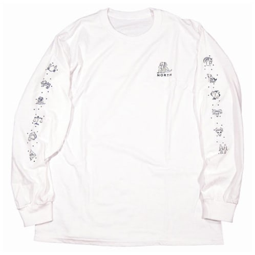 North Magazine - Zodiac Long Sleeve T-Shirt