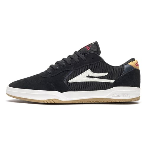 Lakai Atlantic Shoes - Black/Yellow