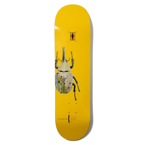 "Girl Skateboards - 8.25"" Andrew Brophy The Beetle Redux Deck"