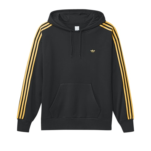 Adidas Mini Shmoo Hooded Sweatshirt - Black/Gold