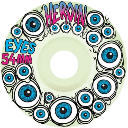 Heroin eyes wheels 54mm