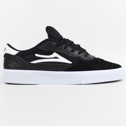 Lakai Cambridge Shoe Black/White Suede